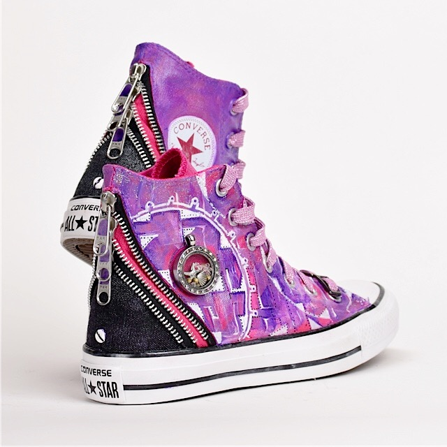 Customized shoes Converse