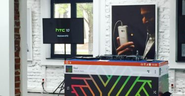 htc 10 launch party Bulgaria